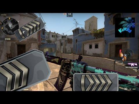 CS:GO Competitive |#1| Melko suolainen silver peli w/Lonk ja EsaPlays