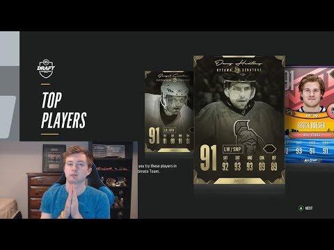 NHL 18 DRAFT CHAMPIONS | NEW ALL STAR-GAME THEME