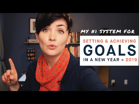 How to set goals for the new year [2019 Strategy]