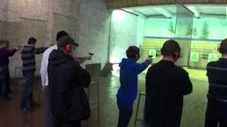 Выполнение учебных стрельб из пистолета Макарова(ПМ)