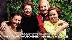 Haastattelussa Riitta Havukainen & Eija Vilpas