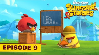 Angry Birds Slingshot Stories Ep. 9 | DIY time!