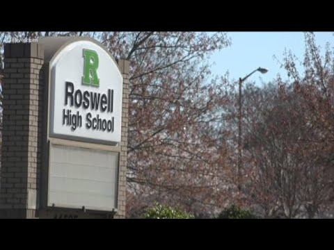 Several Roswell high school students are accused of sharing naked photos of classmates