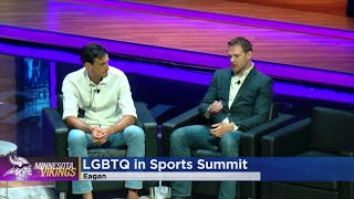 Vikings Hold Summit On LGBTQ Inclusivity In Sports