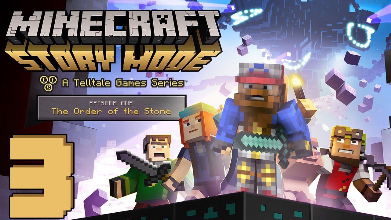 minecraft story mode episode 3 торрент