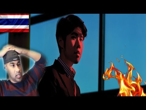อย่าบอก - Atom ชนกันต์ [Official MV] | THAILAND MV REACTION | Aalu Fries