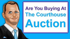 Real Estate Investing | Buying at the Courthouse Auction [E-115]