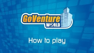 GoVenture World MMORPG How to Play VIDEO