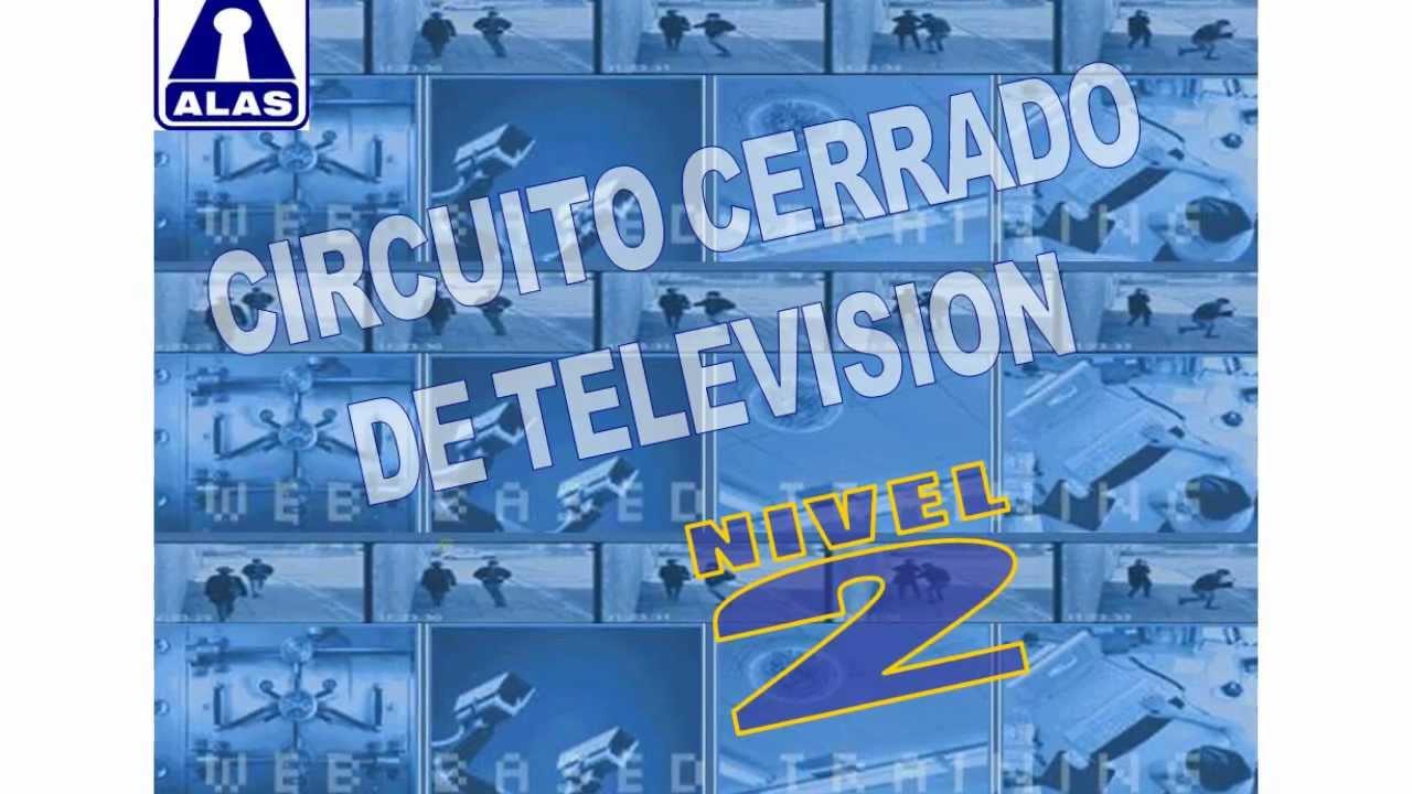Circuito Cerrado De Television : Curso de circuito cerrado television nivel youtube