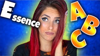 Die A-B-C Make up Challenge 💀 Full Face make up mit Marken im Alphabet!