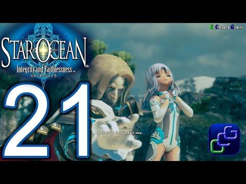 Star Ocean Integrity and Faithlessness PS4 Walkthrough - Part 21 - Sthal