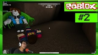 Messi terkapar - Stop it slender 2 Roblox Indonesia - Part 2