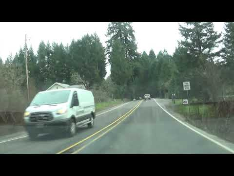 On a drive east to Veneta, Oregon on Hwy 126; part 3; from Daily Roamer series