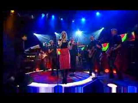 Venke Knutson - Winh With Your Hands Down (NRK P3TV)