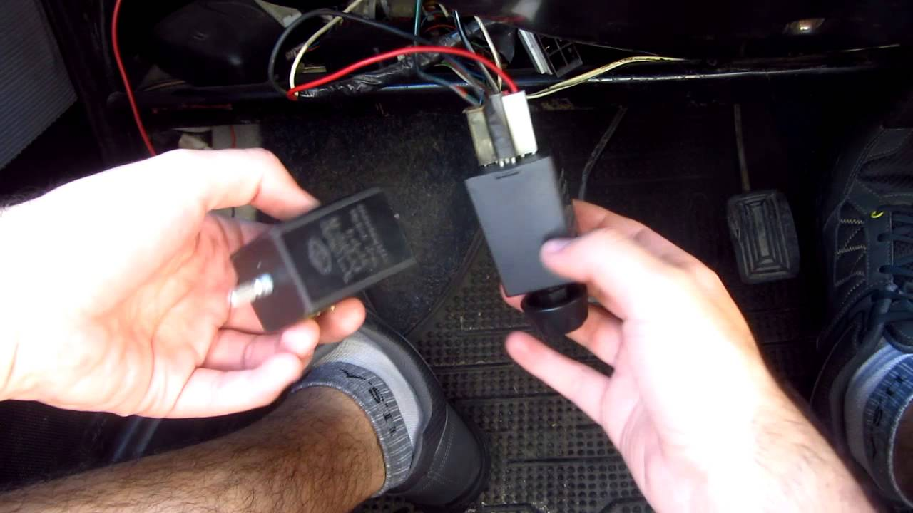 Changing a Wiper Relay Timer  YouTube
