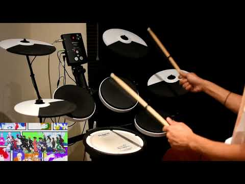 Gintama. Porori-hen OP -【VS】by BLUE ENCOUNT - Drum Cover