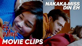 Oh no! Nalasing si Cali!   'My Ex and Whys'   Movie Clips