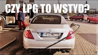 CZY LPG + mocny silnik V8 to WIOCHA OBCIACH WSTYD i GENERALNIE ZŁO?