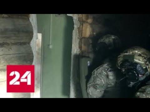 В результате КТО в Кольчугине мирные жители не пострадали - Россия 24
