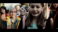 Oppilaat tekivät musiikkivideon kertoakseen, että Lahdessakin on ruotsinkielinen koulu