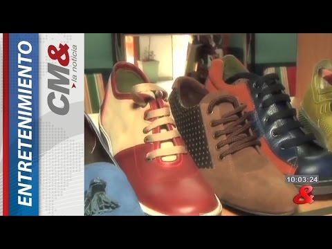 Detrás de la fabricación de los zapatos en el Restrepo - YouTube e1a89f076932