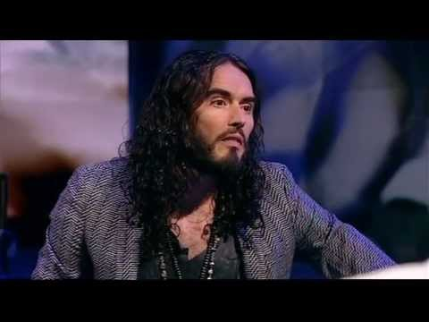 Russell Brand Peter Hitchens Newsnight 2012