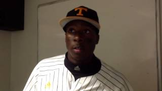 Vincent Jackson and Will Maddox: Tennessee Baseball vs. No. 11 South Carolina (4/5/13)