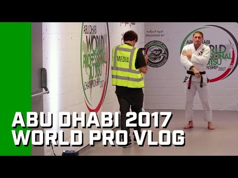 Abu Dhabi 2017 World Pro Vlog Day 3