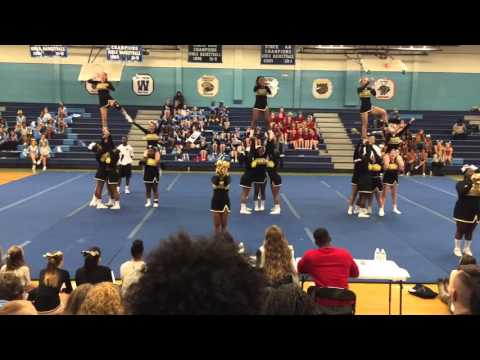 FarmVille Central High School Cheer EPC Competition