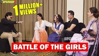Akshay Kumar's Life In A Quiz: Taapsee Pannu, Kirti Kulhari And Nithya Fight To Win- Vickey Lalwani