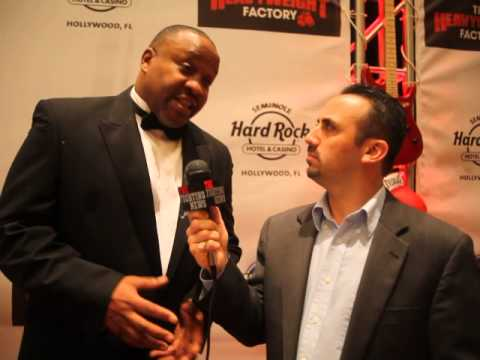 "Interview with Tim ""Terrible"" Witherspoon Heavyweight"