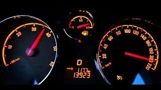 Opel Antara 2.2 cdti 4x4 Acceleration 0-100 / 0-200 / Top Speed Test