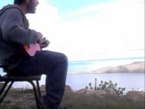 Island in the Sun- Weezer cover (Isla del Sol, Lago Titicaca, Bolivia)