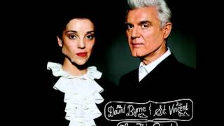 David Byrne & St. Vincent - Weekend In The Dust (4AD)