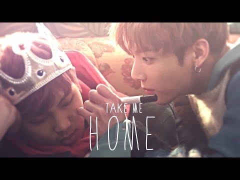 bts ● someone take me home