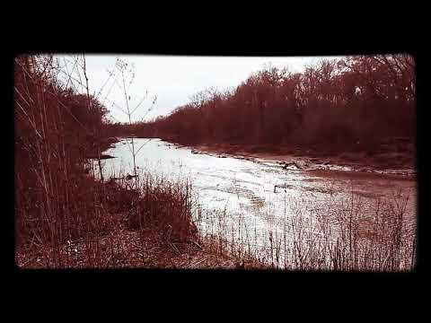 Bonus: short Trinity River vid on the AT&T Trail.