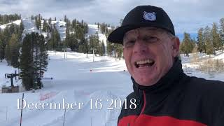 Mattly's Weather For Dec 16 2018