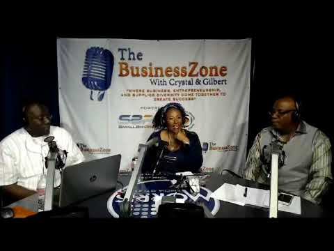 The Business Zone with Crystal & Gilbert , Anthony Penn,  The Art of Communication 9 22 17