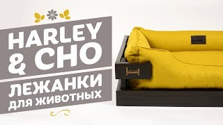 Harley and Cho Лежаки для собак
