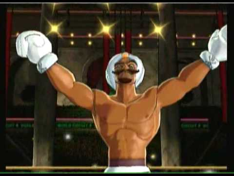 Punch-out Wii: Video Walkthrough: TD Great Tiger