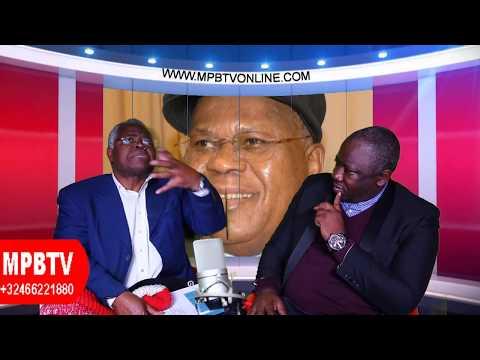 """Rien à cacher-Kwebe Kimpele:""""Tant que Tshisekedi n'est pas enterré..la RDC est sous la malédiction"""