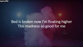 Major Lazer - Blow that Smoke (feat. Tove Lo) (Lyrics)
