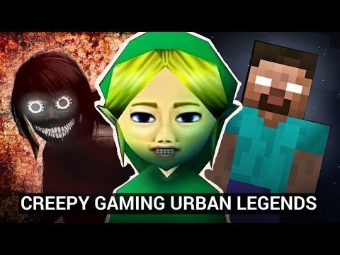 7 Videogame Urban Legends That Will Creep You Out