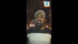 Breaking News: Sikhs Attacked By Mob In Delhi