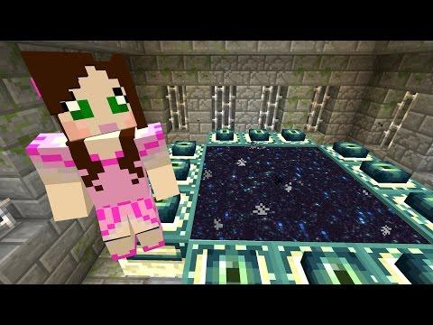 Minecraft: END PORTAL CHALLENGE [EPS9] [25]