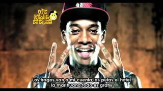 Wiz Khalifa No Sleep Subtitulada Español) Rolling Papers