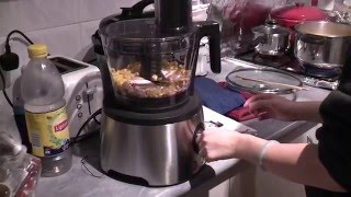 Philips Food Processor HR7778 unboxing, short demo and review