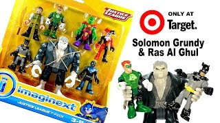 Imaginext® Justice League 7-Pack w/ Ra's Al Ghul & Solomon Grundy Target Exclusive thumbnail