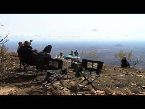 @SirikoiLodge, A Helicopter Ride to Mount Ololokwe for Breakfast,  @lewa_wildlife