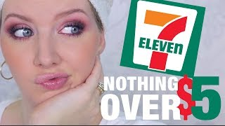 Cheap Makeup Review | 7 Eleven Makeup